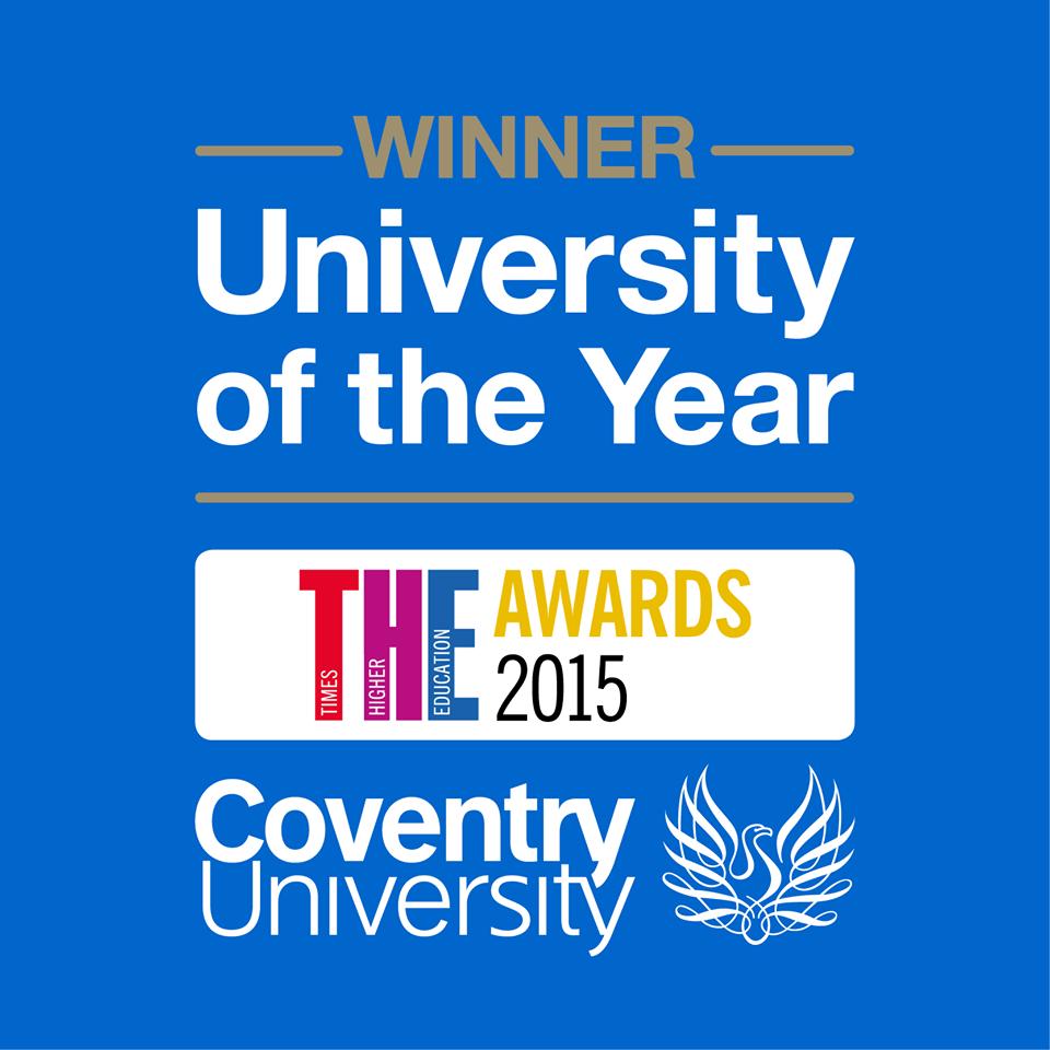 Coventry награда awards