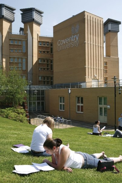 В университете Ковентри заботятся о студентах