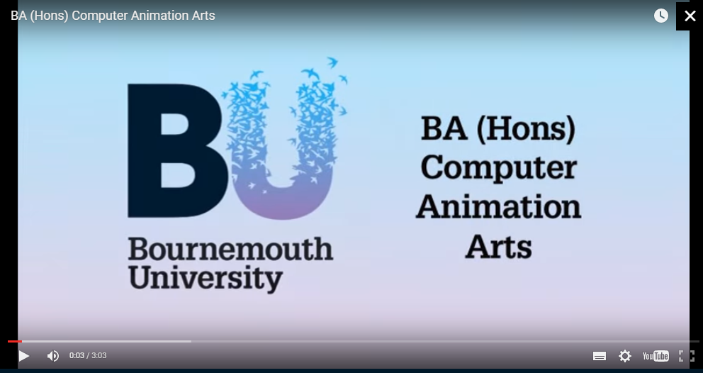 computer animation arts