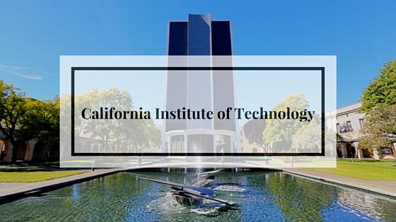 Поступить в Калифорнийский технологический институт