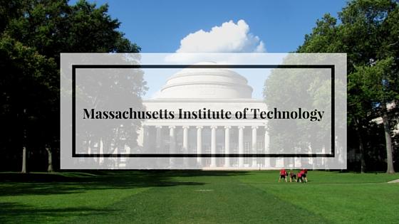 Поступить в Массачусетский технологический институт