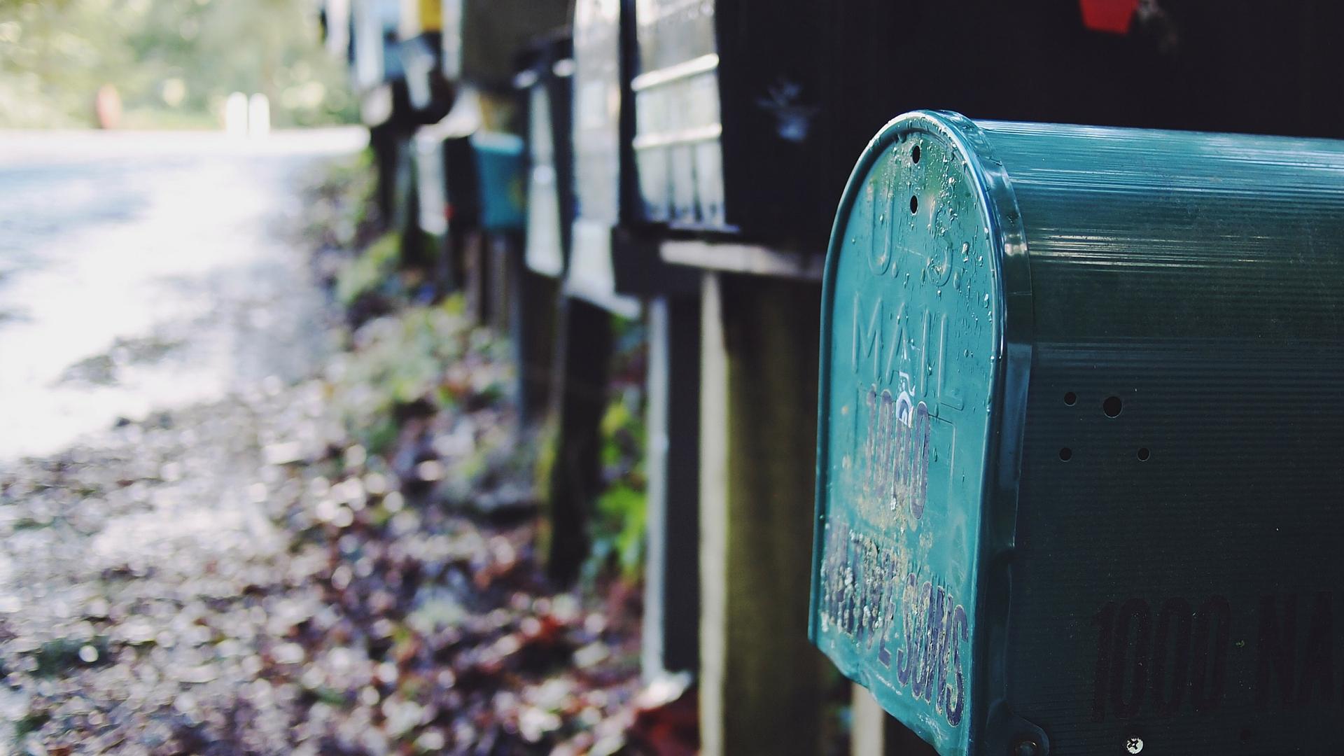 Почтовая служба в США