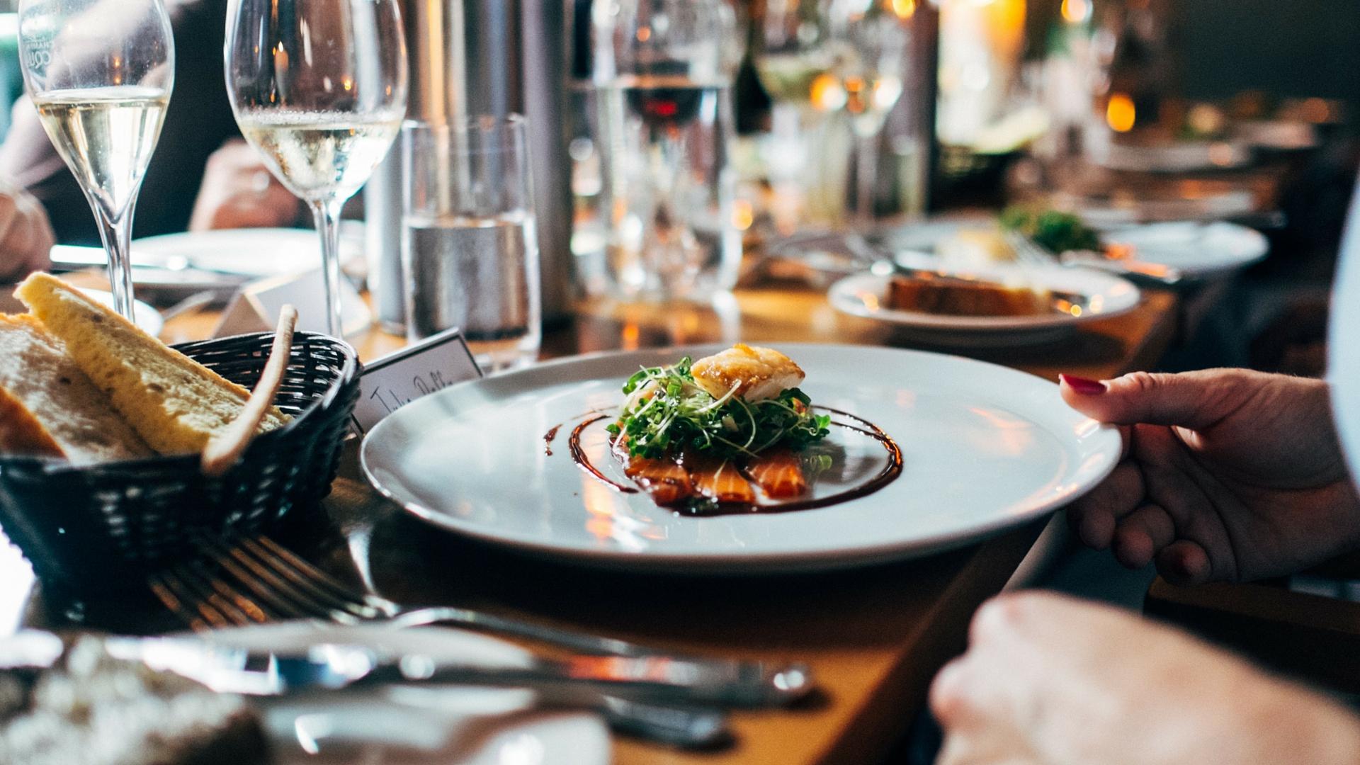 Рестораны и кафе в Лондоне
