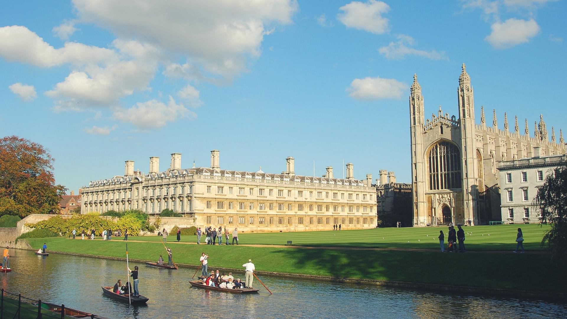 Поступить в Кембриджский университет бесплатно