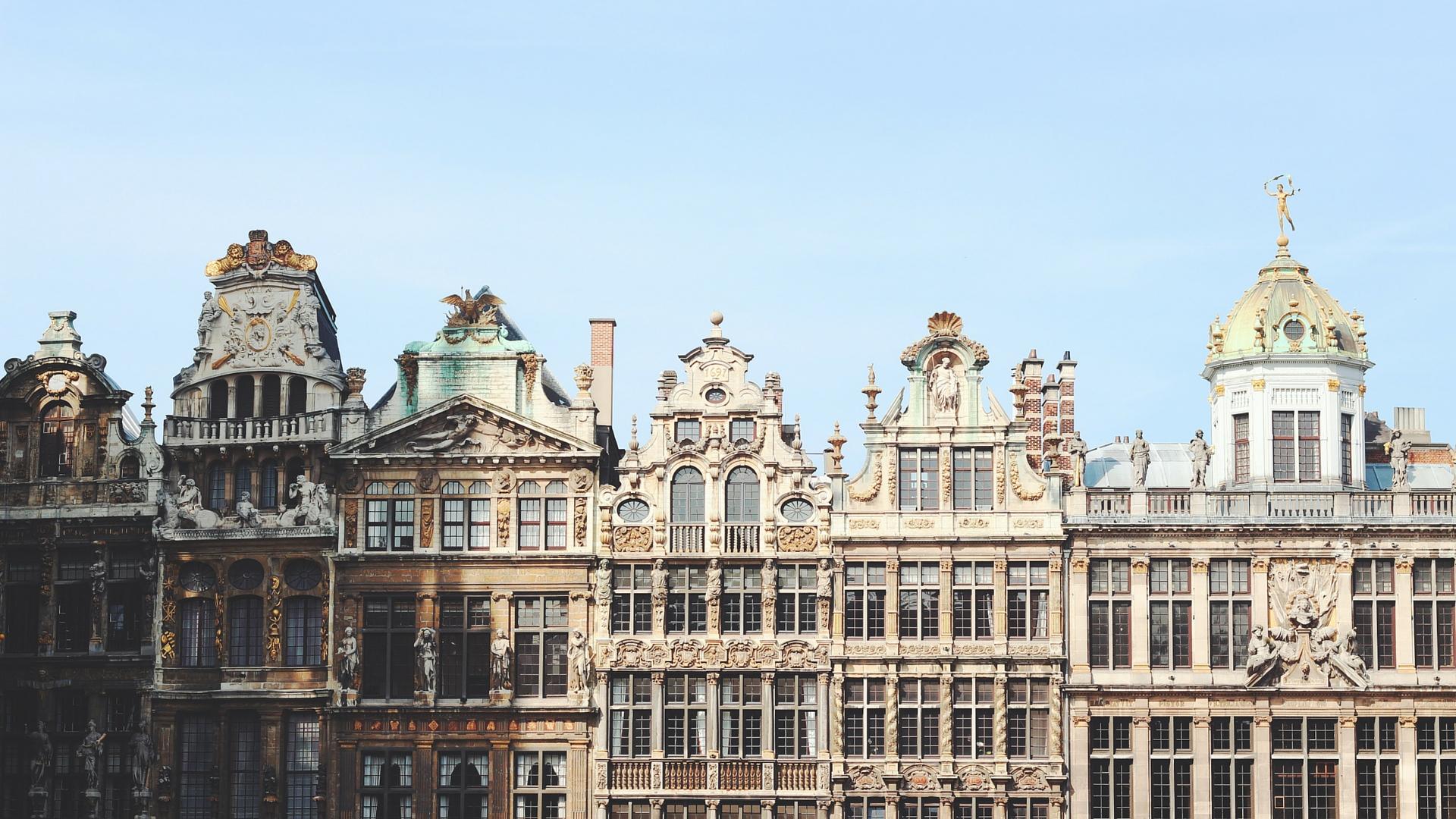 Учиться в Бельгии
